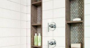 78+ Luxury Farmhouse Tile Shower Ideas Remodel #farmhouse #showerroom #remodeli...