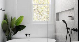 Beste 41+ Badezimmer-Fliesen-Design-Ideen, die Sie kennen müssen