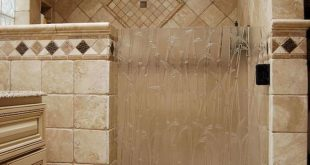 50 Fantastic Walk In Shower No Door for Bathroom Ideas (1