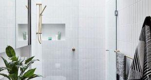 Fliesen Ideen für kleines Badezimmer (29 - #Badezimmer #Fliesen #für #Ideen #k...