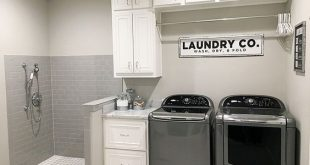 12 Inspiration Laundry Room Decorating Ideas For Small Spaces