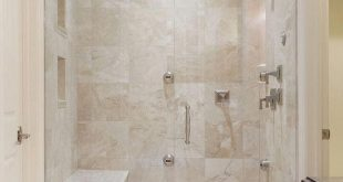 Amazing Shower Tile Ideas and Designs for 2018 shower tile ideas walk in, batht...