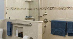 16 Kleines Badezimmerdesign passend für Ihre Wohnung - Badezimmer - #Badezimm...