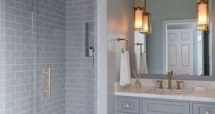 22+ Beautiful Minimalist Classic Bathroom Design and Decor Ideas