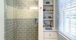 Bathroom Shower Walk In No Door Small Spaces 40 Ideas For 2019 #bathroom #SmallB...