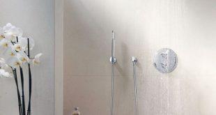 Best 15 Amazing Bathroom Shower Ideas 2019 Amazing bathroom shower ideas On a ...