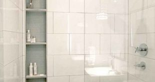 Cool small master bathroom remodel ideas on a budget (23