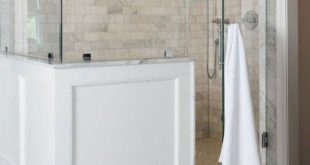 Inspirational bathroom shower remodel ideas (54)