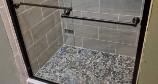 Pebble Tile Shower Floor Design Ideas