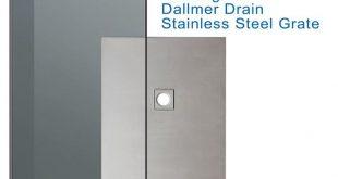 Wet Room Walk In Shower Kit - OFFSET DRAIN - 1200 x 900 x 20mm & Shower Screen
