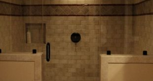tile ideas for showers and bathrooms | above, is part of Awesome Shower Tile Ide...